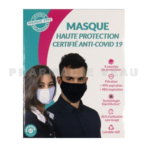 masque ffp2 pharmacie