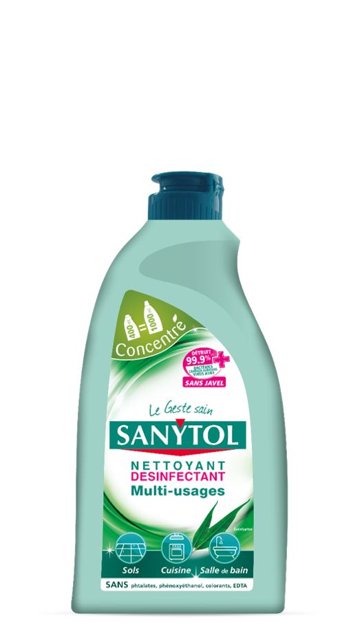 sanytol desinfectant spray