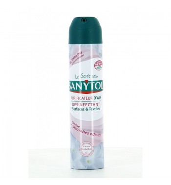 sanytol spray textile