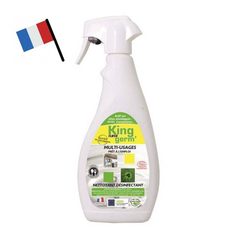 spray désinfectant covid