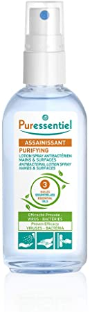 spray desinfectant puressentiel